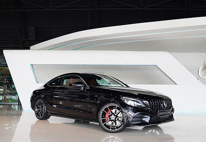C200 Coupe AMG Facelift